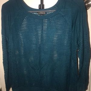 Express mid length sleeve top